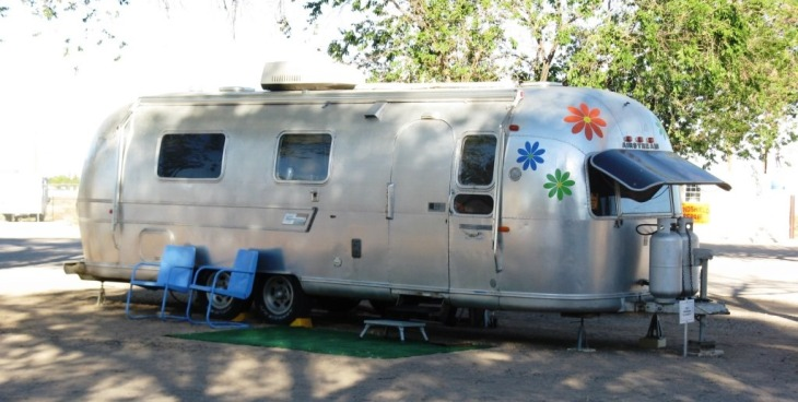 """Josephine"" -A 1969 Airstream in a class all by herself!"